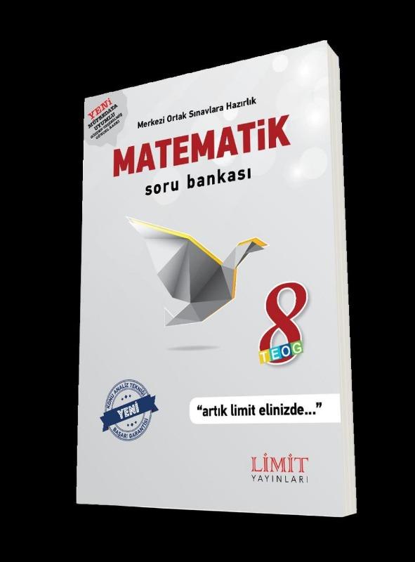 8.Sınıf Matematik Soru Bankası Limit Yayınları