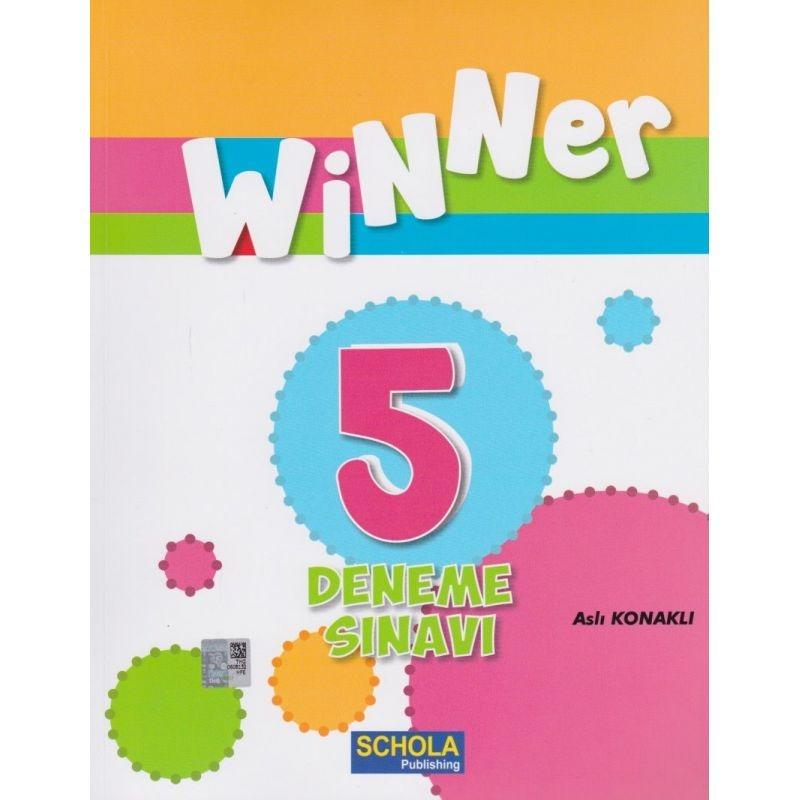 Schola Publishing Winner 5. Sınıf Deneme Sınavı