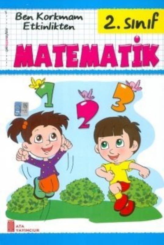 2.Sınıf Matematik Ben Korkmam Etkinlikten Çek Kopar Test Ata Yayınları