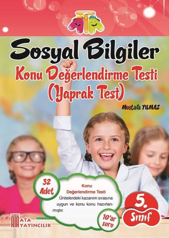 5. Sınıf Sosyal Bilgiler Yaprak Test Ata Yayınları