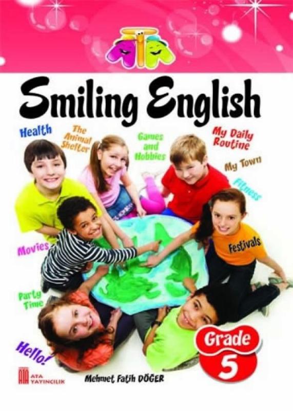 5.Sınıf İngilizce Smiling CD Konu Anlatım Ata Yayınları