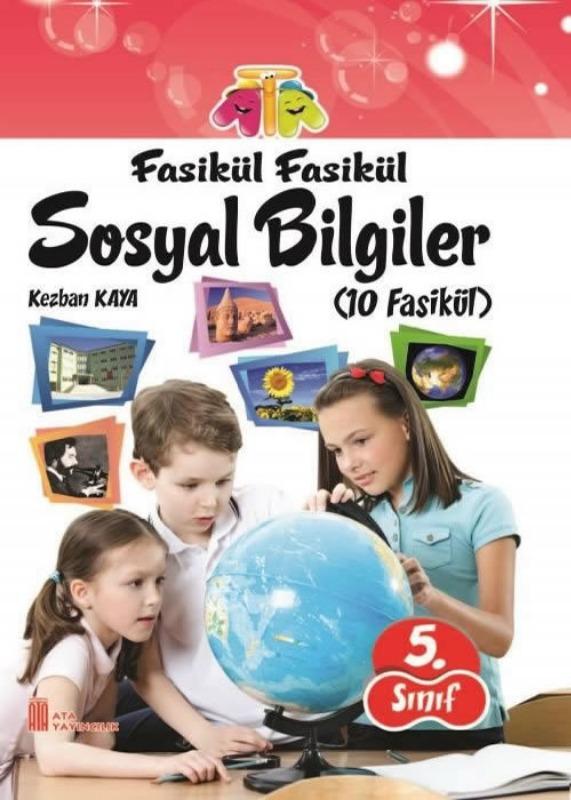 5. Sınıf Fasikül Sosyal Bilgiler Konu Anlatım Ata Yayınları