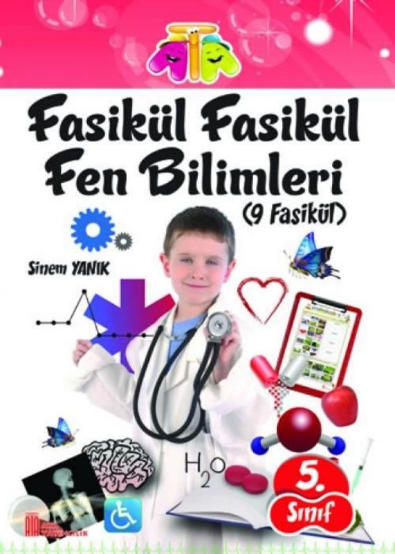 5. Sınıf Fasikül Fen Bilimleri Konu Anlatım Ata Yayınları