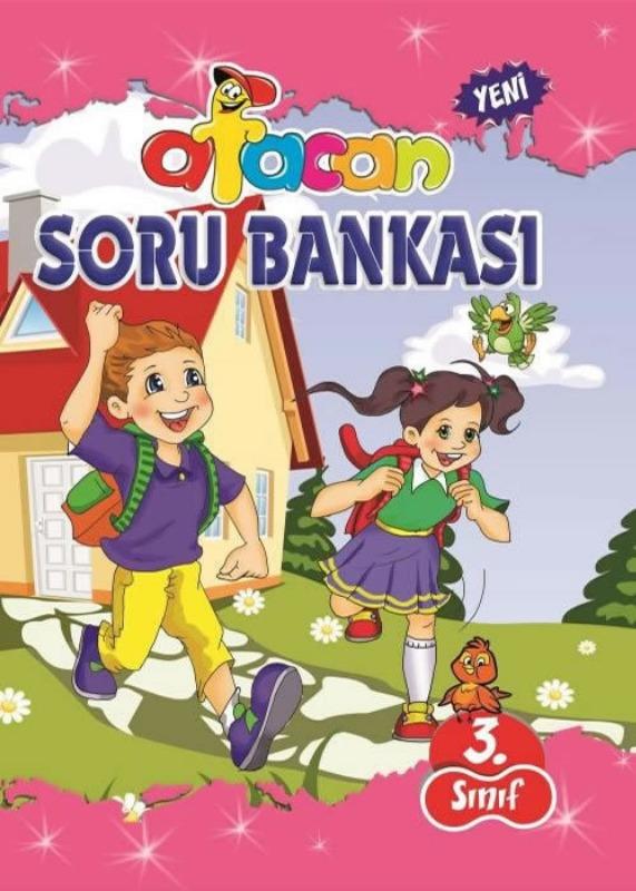 3. Sınıf Afacan Soru Bankası Ata Yayınları