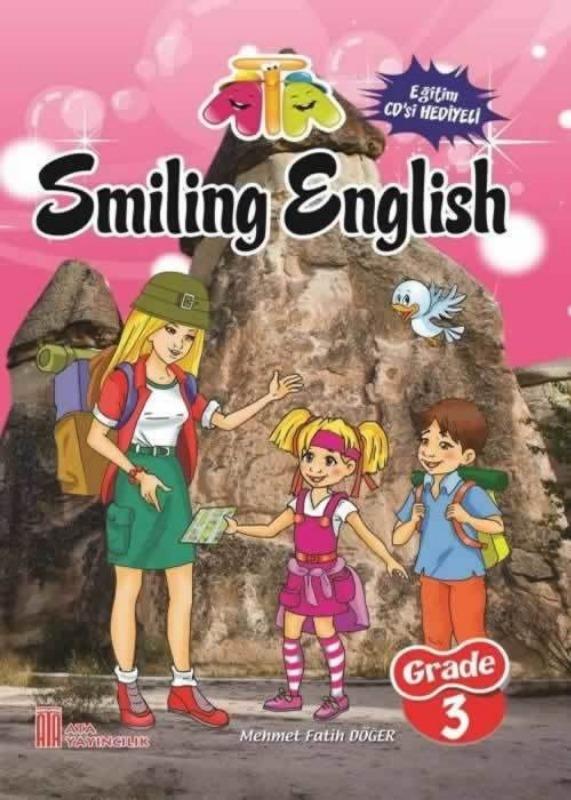 3.Sınıf İngilizce Smiling  Ata Yayınları