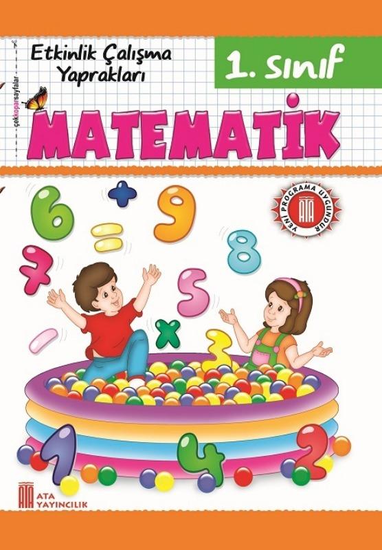 1.Sınıf Etkinlik Çalışma Yaprakları Matematik Ata Yayınları