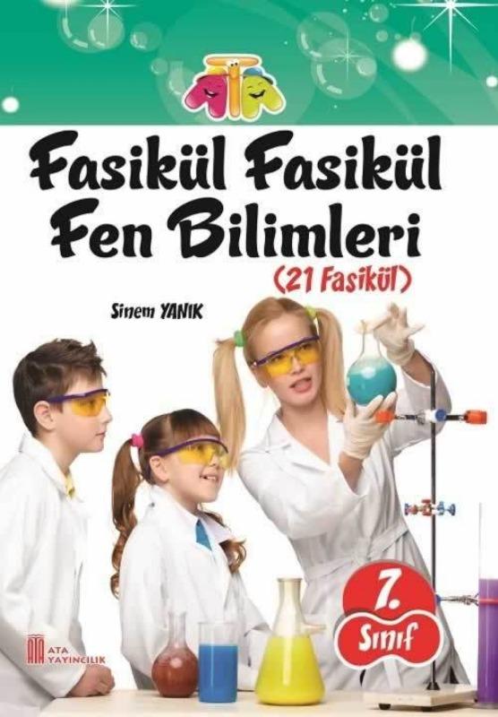 7.Sınıf Fen Bilimleri Fasikül Ata Yayınları
