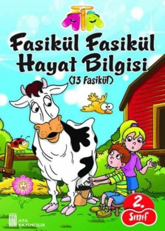 2.Sınıf Hayat Bilgisi Fasikül Ata Yayınları