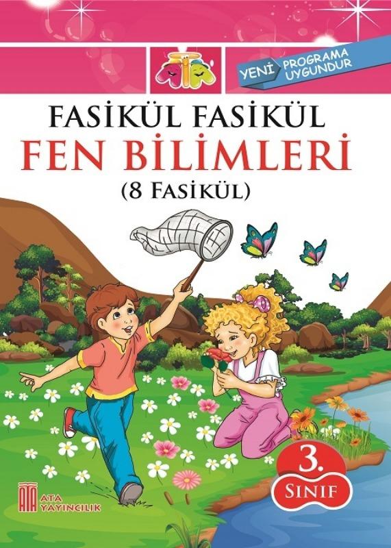 3.Sınıf Fen Bilimleri Fasikül Ata Yayınları