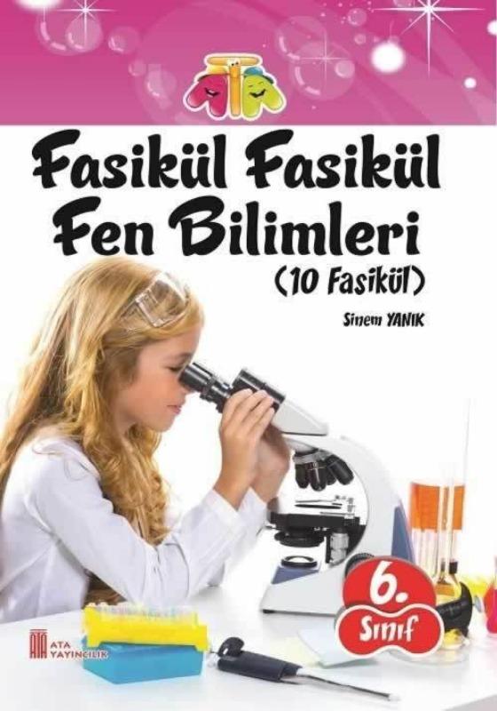 6.Sınıf Fen Bilimleri Fasikül Ata Yayınları