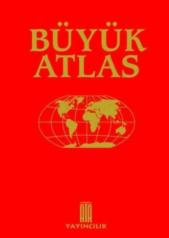 Ciltli Ata Büyük Atlas Ata Yayınları