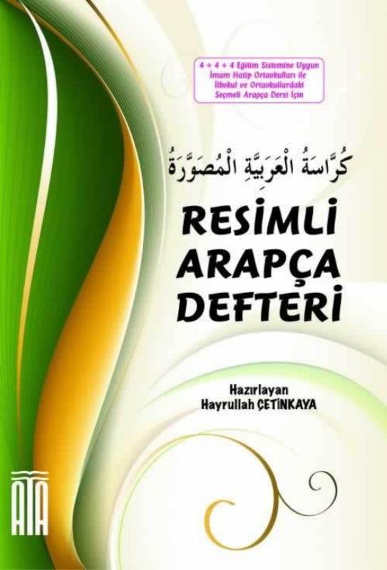Resimli Arapça Defteri Ata Yayınları