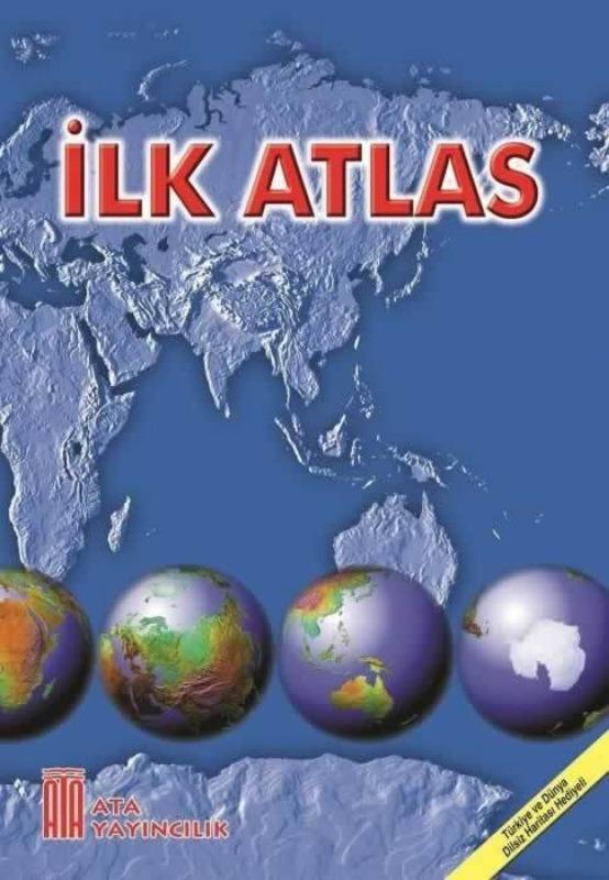 Ata İlk Atlas Ata Yayınları