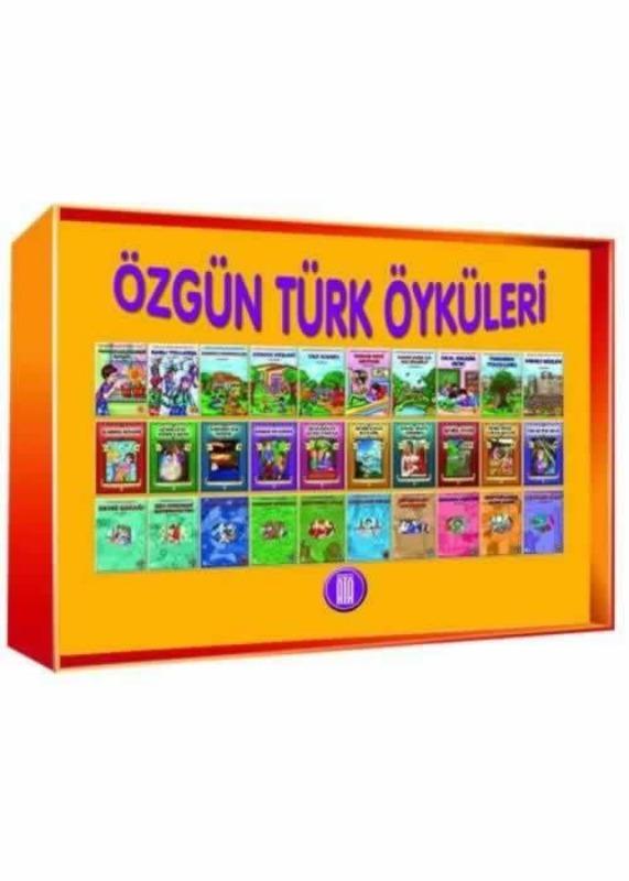2, 3 ve 4.Sınıflar Özgün Türk Öyküleri Ata Yayınları