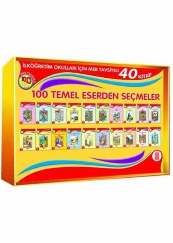 4, 5, 6, 7 ve 8.Sınıflar 100 Temel Eser Ata Yayınları