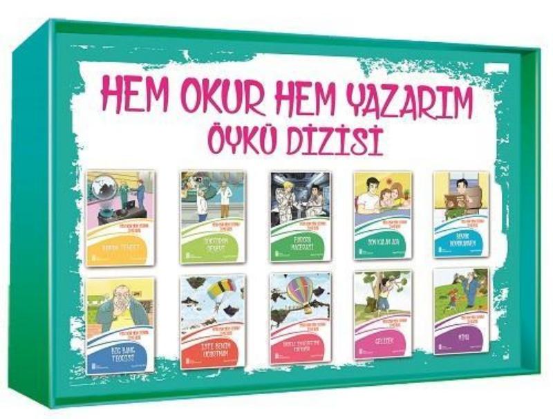 3,4 ve 5.Sınıflar Hem Okur Hem Yazarım Ata Yayınları