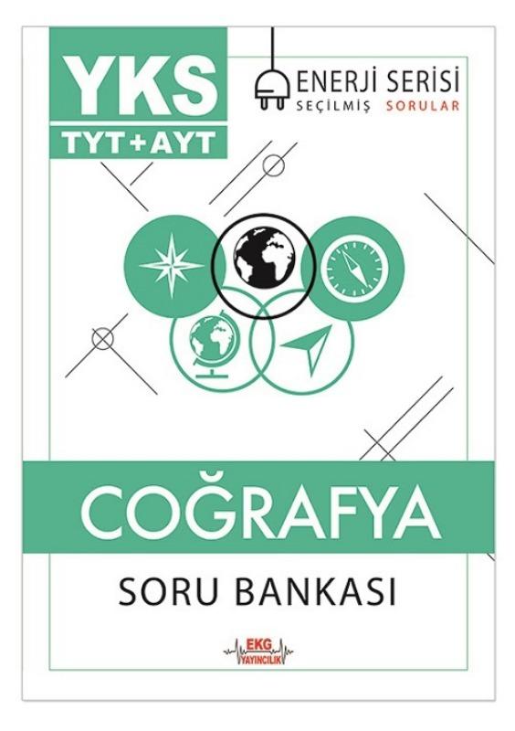 YKS Coğrafya Soru Bankası Ata Yayınları