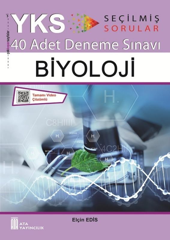YKS Biyoloji Deneme Sınavı Ata Yayınları