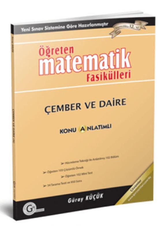 Çember ve daire Gür Yayınları