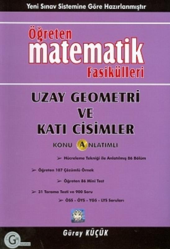 Uzay geometrisi ve katı cisimler Gür Yayınları