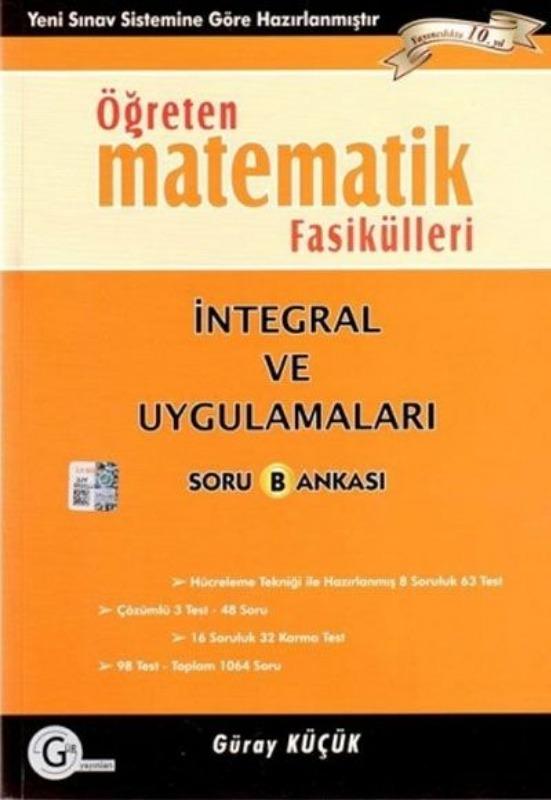 İntegral ve uygulamaları b Gür Yayınları