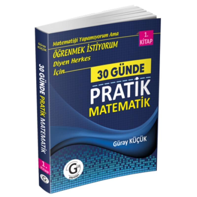 30 günde pratik matematik 1 Gür Yayınları