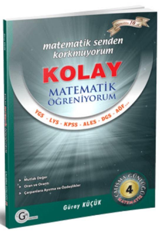Kolay matematik öğreniyorum 4 Gür Yayınları