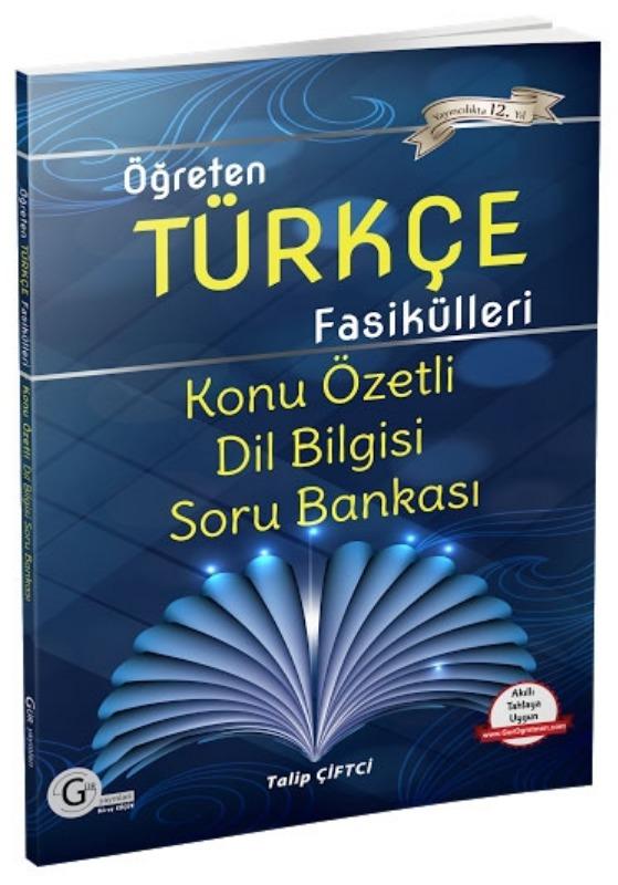 Türkçe konu özetli dilbilgisi soru bankası Gür Yayınları