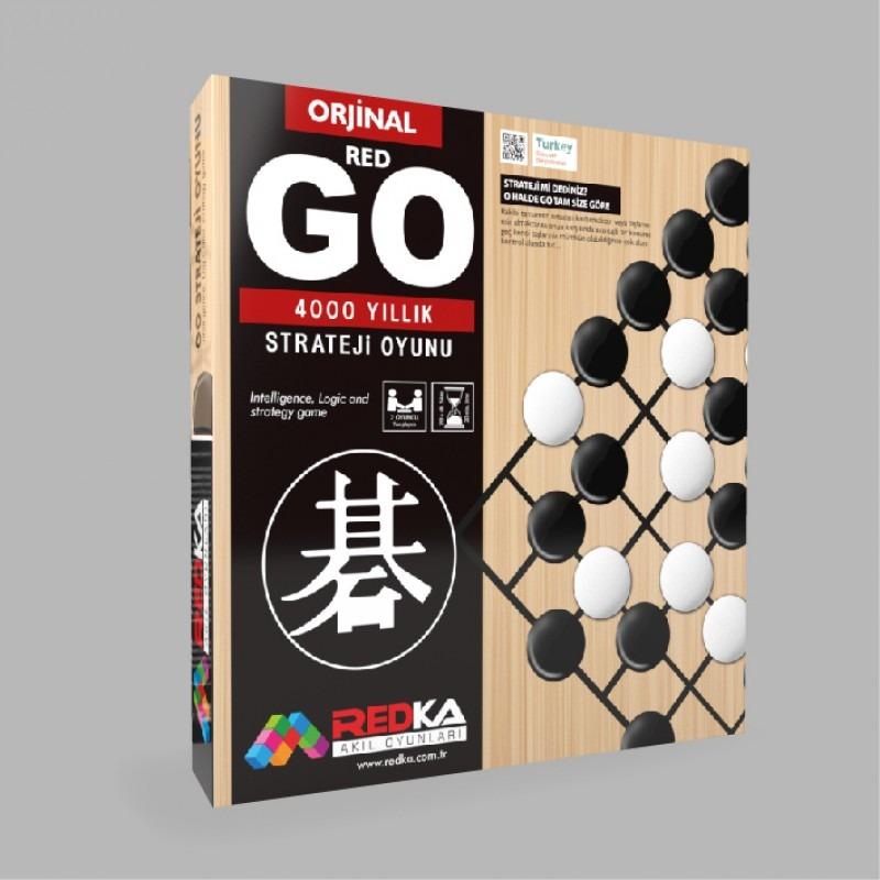 Go Oyunu Redka Akıl Oyunları