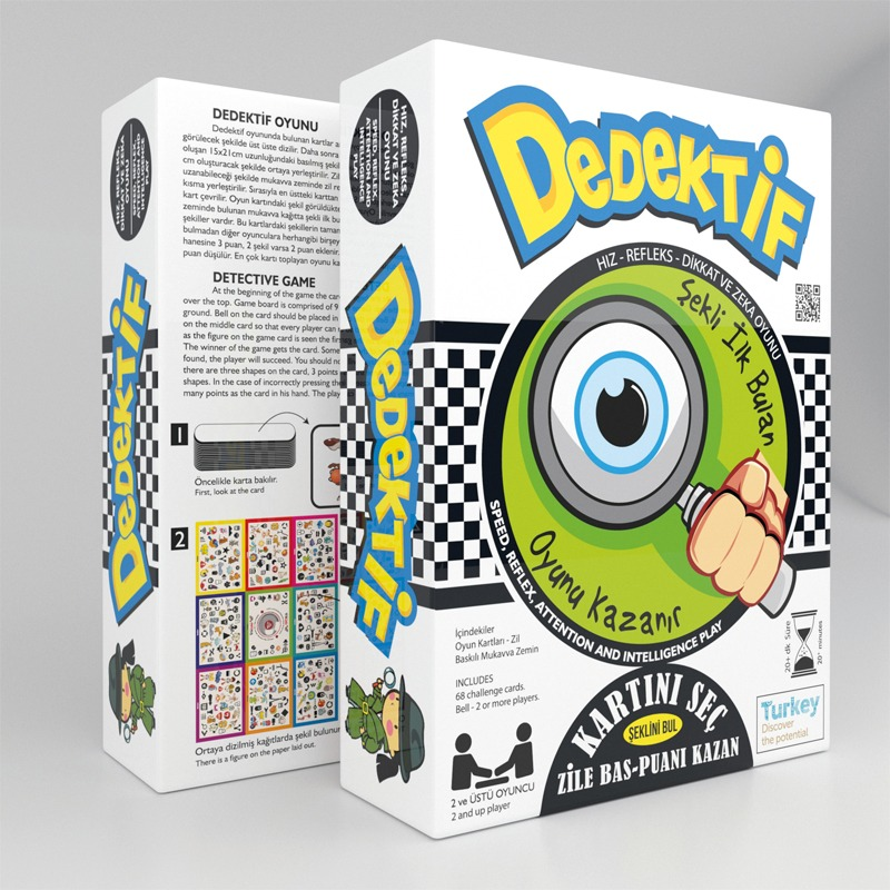 Dedektif Oyunları Redka Akıl Oyunları