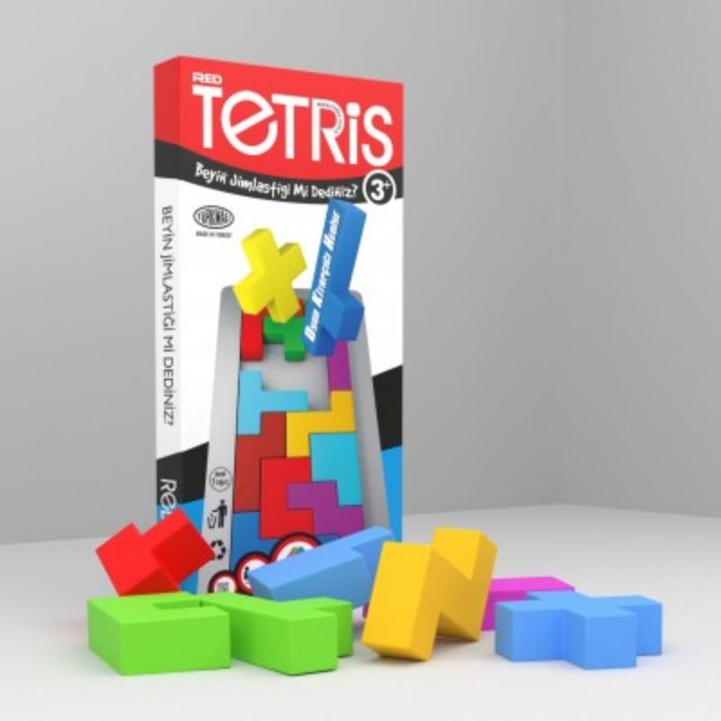 Tetris Redka Akıl Oyunları