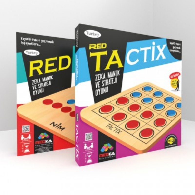 Tactix-min Redka akıl Oyunları