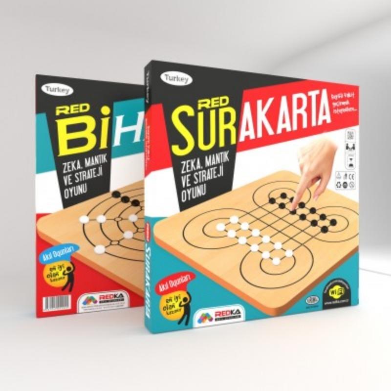 Sukakarata Ve Bihar Redka Akıl Oyunları