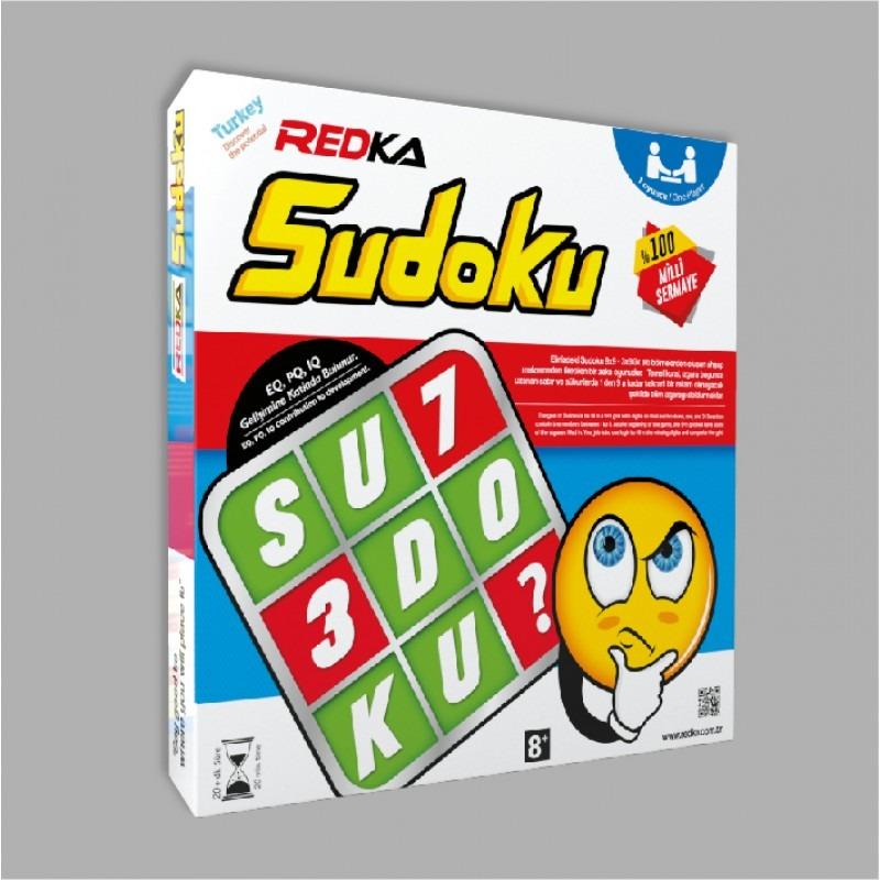 Sudoku Redka Akıl Oyunları