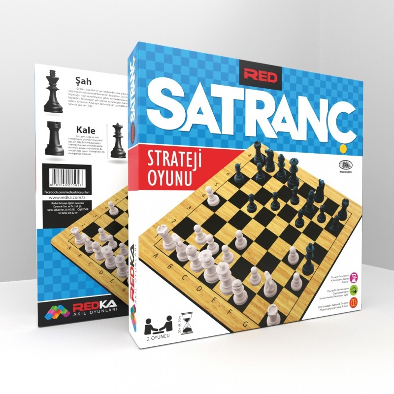 Satranç Redka Akıl Oyunları