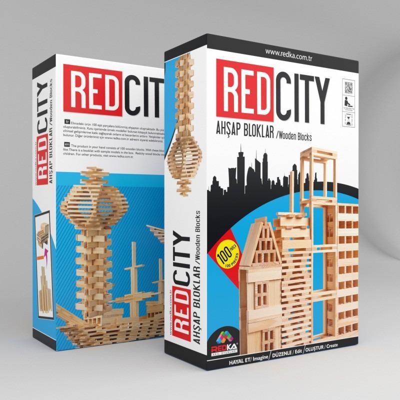 Red city Redka Akıl Oyunları