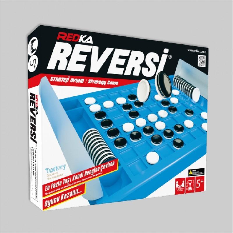 Plastik Reversi Redka Akıl Oyunları