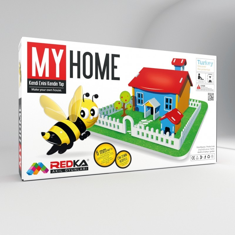 My Home Redka Akıl Oyunları