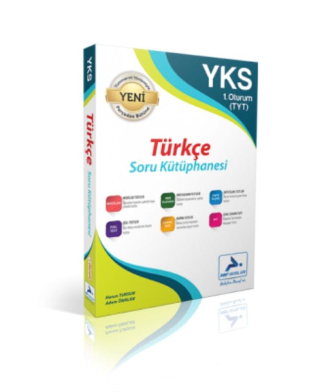Paraf Yayınları YKS 1. Oturum TYT Türkçe Soru Kütüphanesi