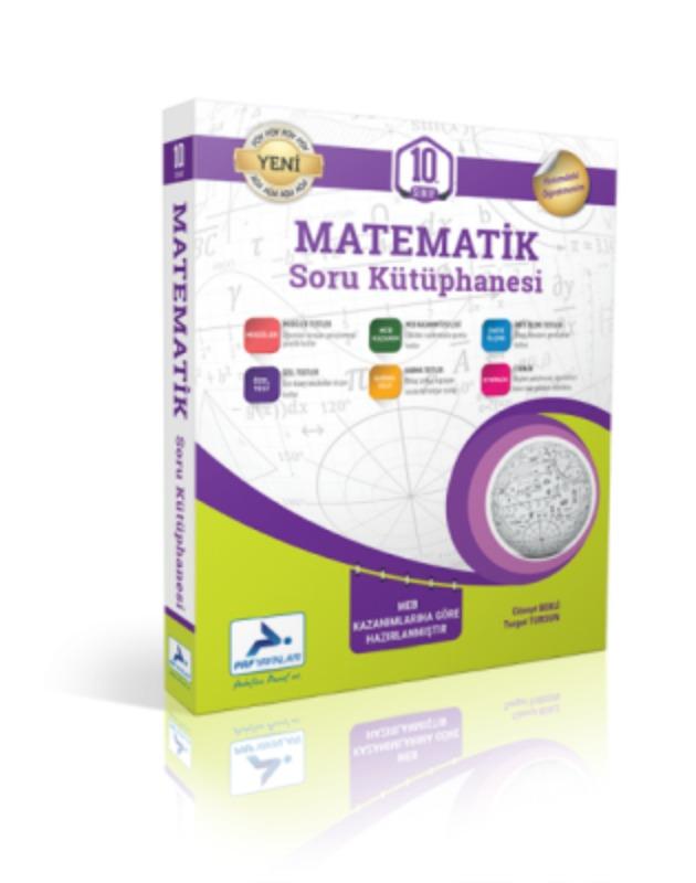 10. Sınıf Matematik Soru Kütüphanesi Paraf Yayınları