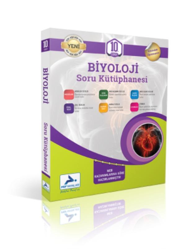 10. Sınıf Biyoloji Soru Kütüphanesi Paraf Yayınları