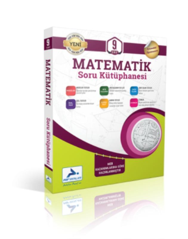 9. Sınıf  Matematik Soru Kütüphanesi Paraf Yayınları