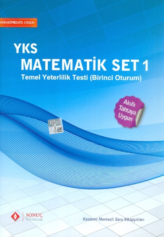 YKS TYT 1. Oturum Matematik Set 1 Sonuç Yayınları