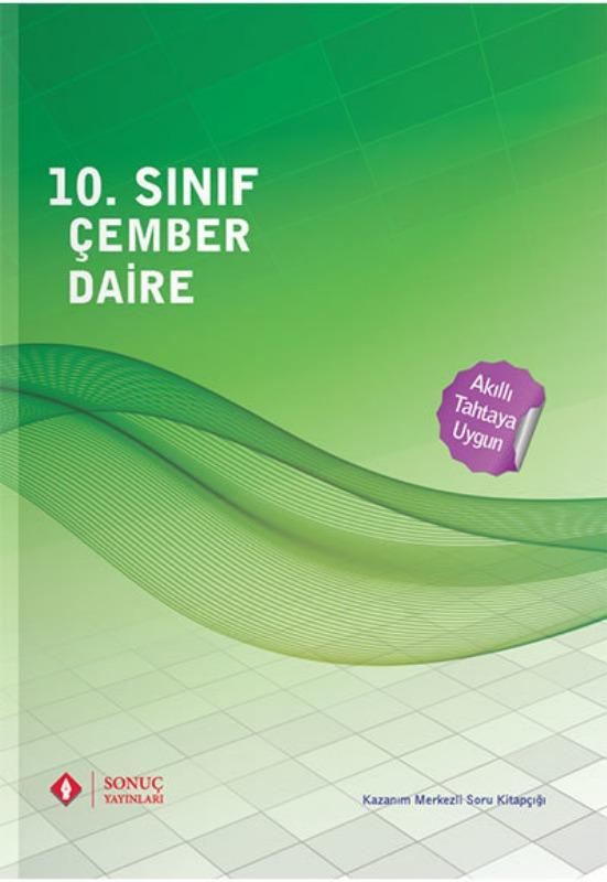 10. Sınıf Geometri Çember Daire Sonuç Yayınları