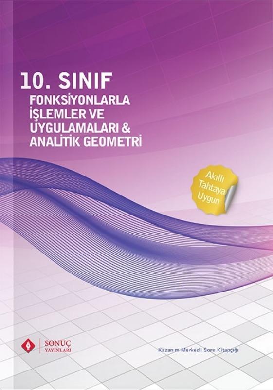 10. Sınıf Matematik Modüler Set Sonuç Yayınları