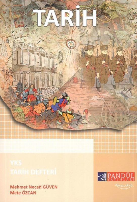 Pandül Yayınları YKS 2.Oturum Tarih Defteri