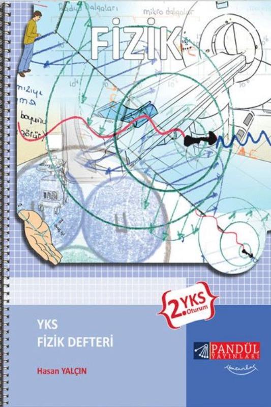 Pandül Yayınları YKS 2.Oturum Fizik Defteri