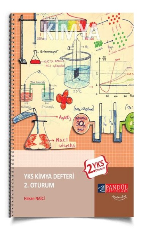 Pandül Yayınları YKS 2.Oturum Kimya Defteri