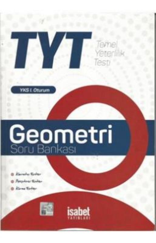 Yks Tyt Geometri Soru Bankası İsabet Yayınları