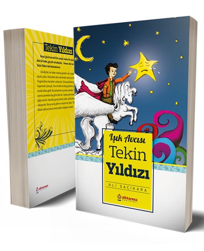 Işık Avcısı Tekin Yıldızı Ali Saçıkara Altı Karınca Yayınları